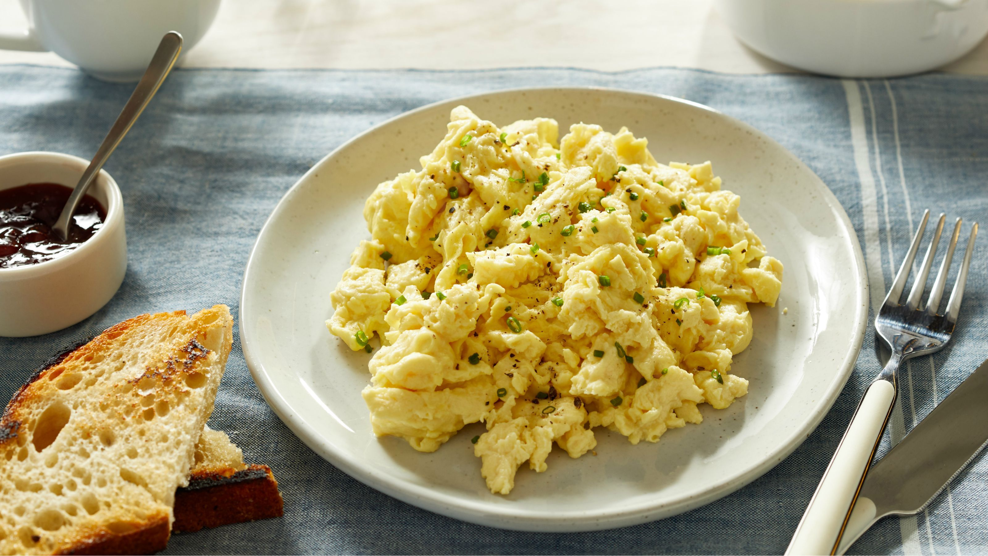A Vegan Egg Like You Ve Never Seen Before Food Vegan Eggs Healthy Breakfast