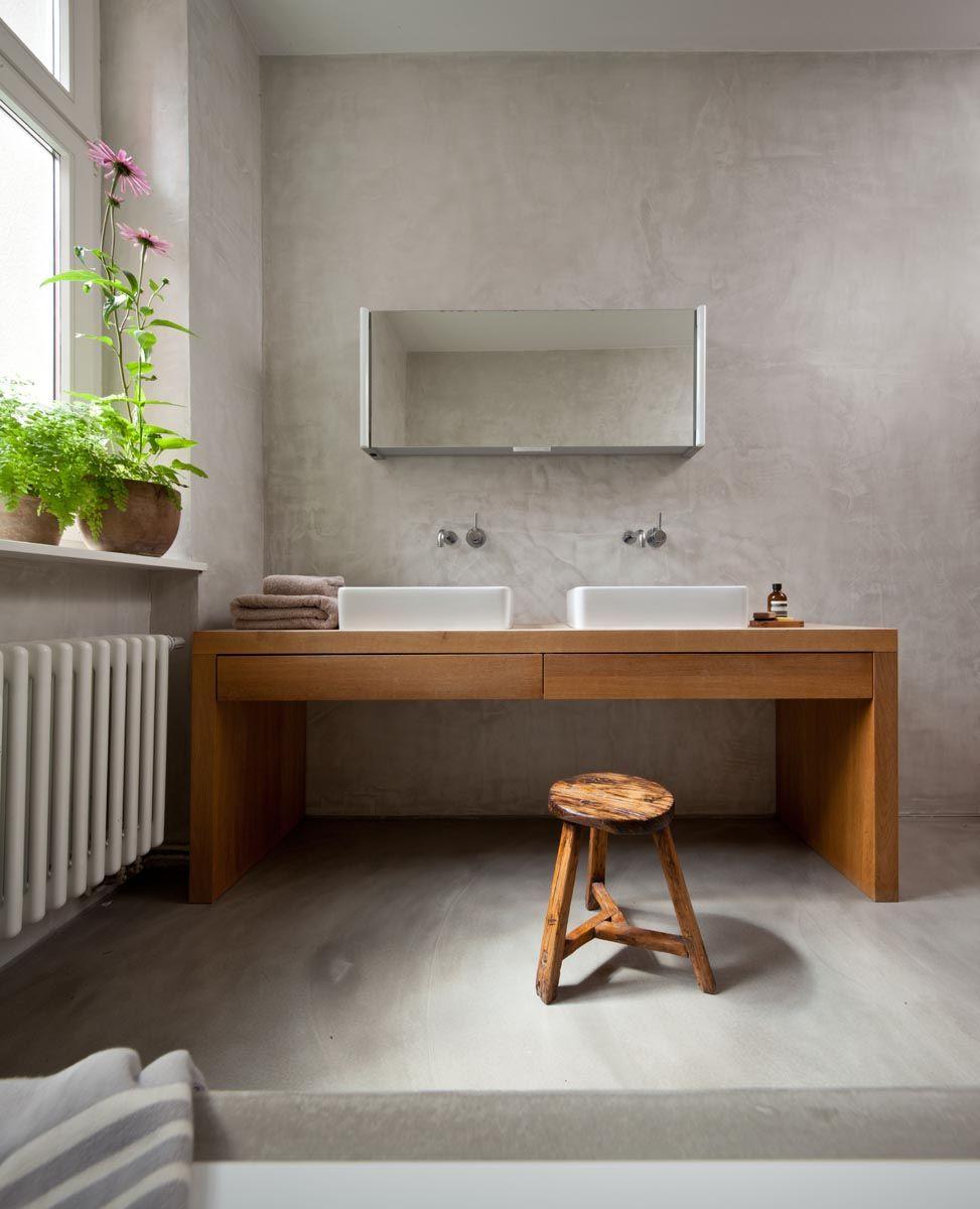 Waschtisch Eiche Aufsatzbecken Duravit In 2020 Badezimmer