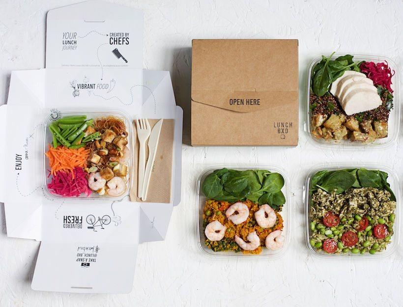 The London Wellness Guide Goop Healthy Meal Delivery Service Food Healthy Packed Lunches