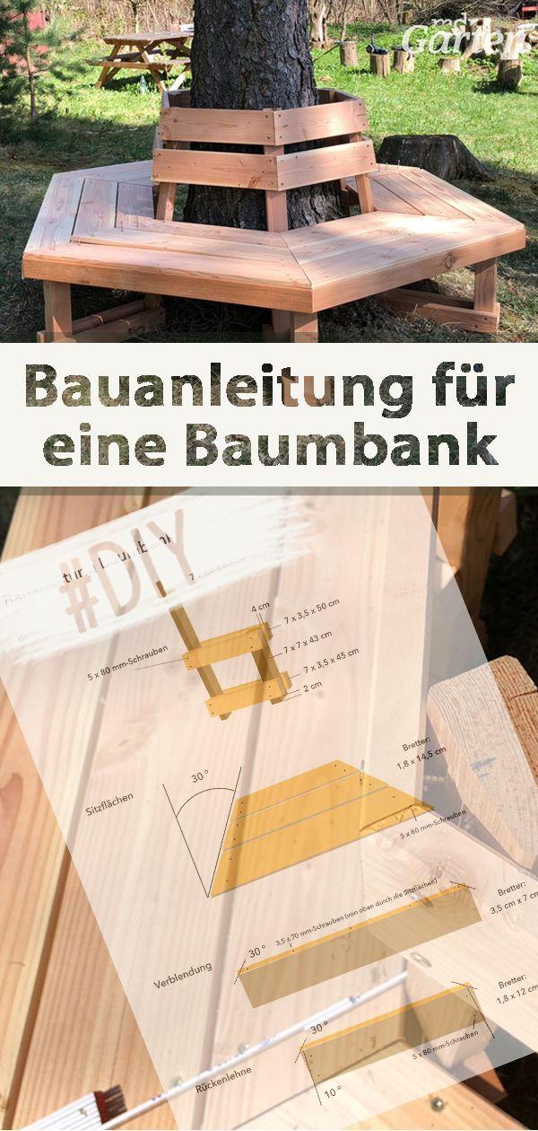 Eine #Baumbank bauen: So geht's