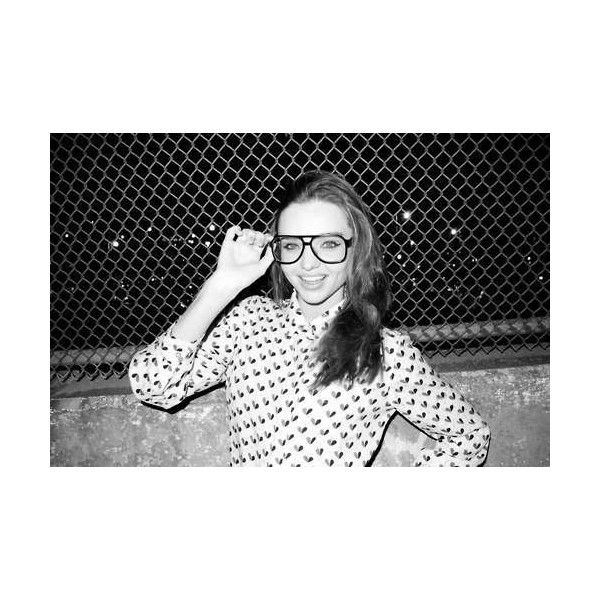 34e8ecd9b6a4 Nerdy Supermodel Snaps The Miranda Kerr by Terry Richardson Shoot is... ❤  liked