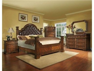 Manor King Bedroom Set