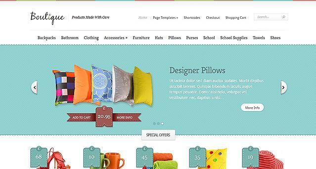 ElegantThemes - Boutique WordPress Theme Free Download | WordPress ...