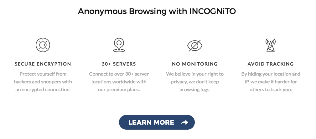 Incognoto Vpn Review And Features Vpn Internet Security Encryption Cybersecurity Anonymous Bigdata Hackers Best Vpn Internet Security Cyber Security