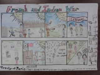Mr Husted S Social Studies Class French And Indian War Projects