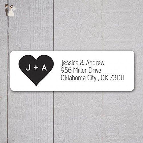 wedding invitation return address stickers labels 307 wedding