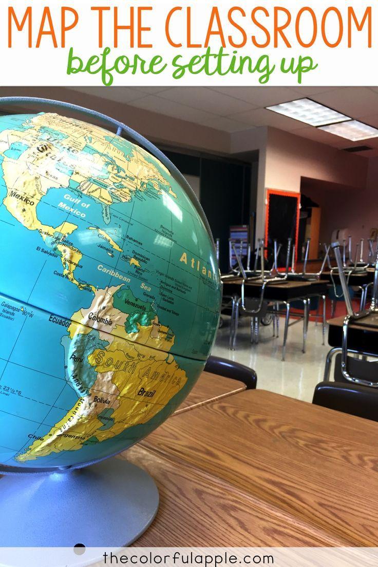 Teachers make it easier to organize