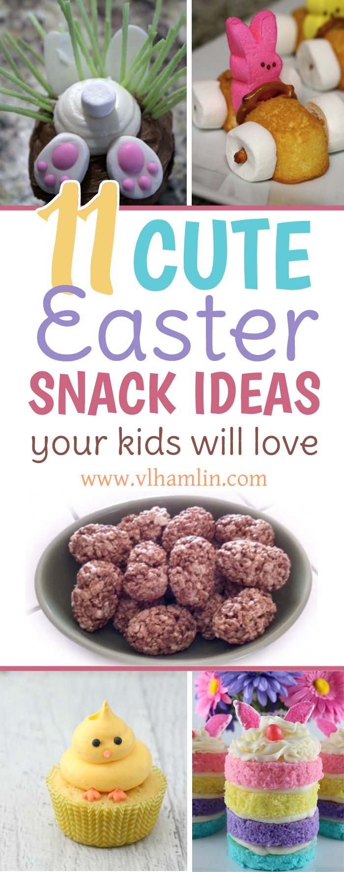 11 cute easter snack ideas your kids will love life design snacks 11 cute easter snack ideas your kids will love life design snacks ideas and easter baskets negle Gallery