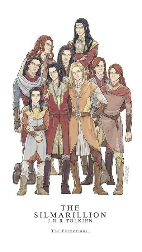 The Sons Of Feanor