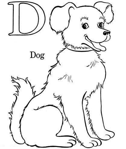 50 Free Printable Dog Coloring Pages Pictures | Dogs | Pinterest