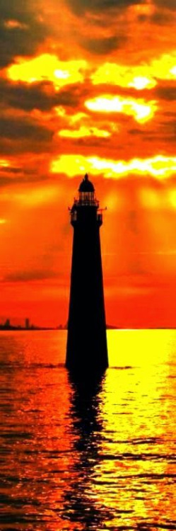 Minot's Ledge Lighth mother nature moments
