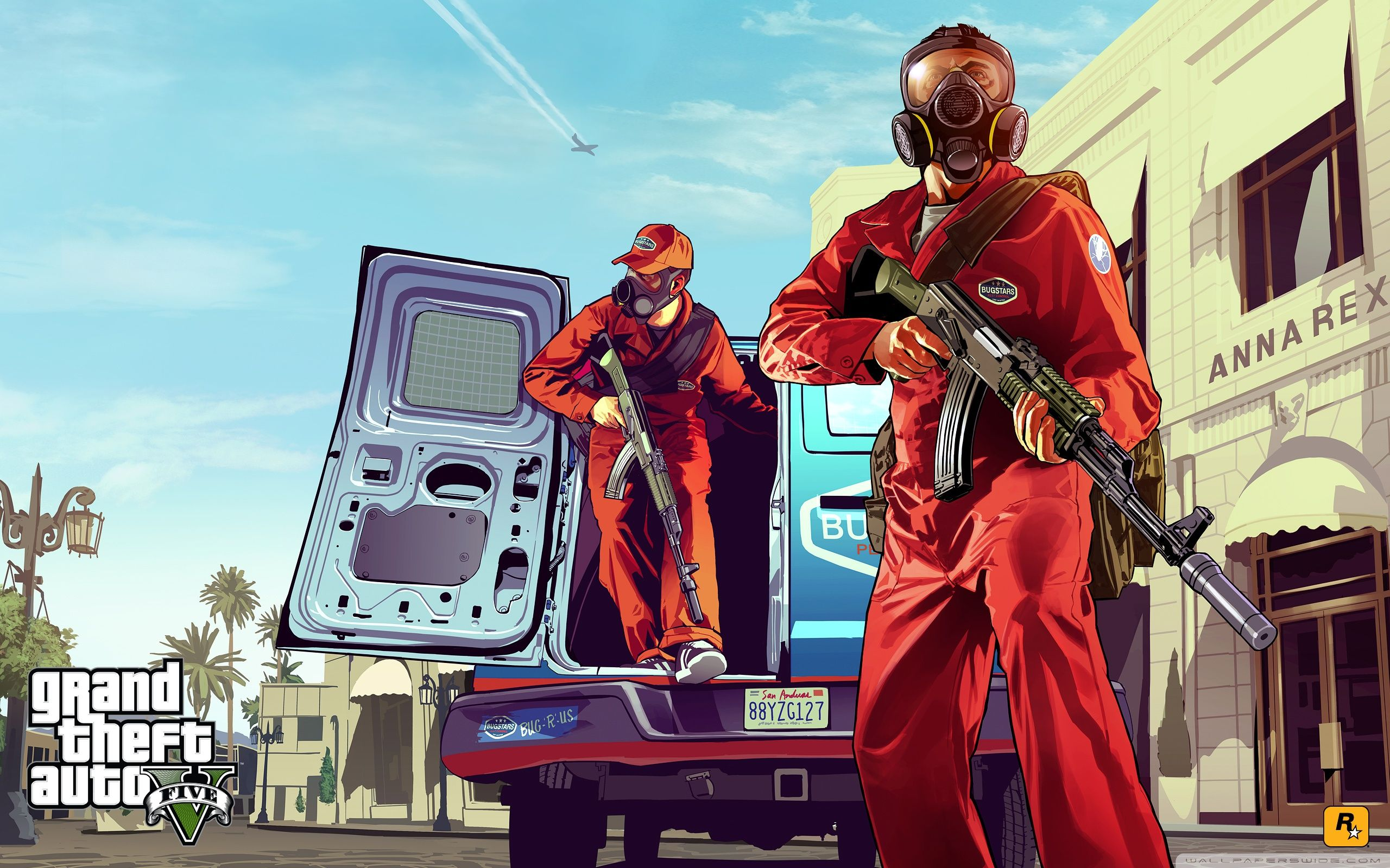 gta 5 wallpaper download hd