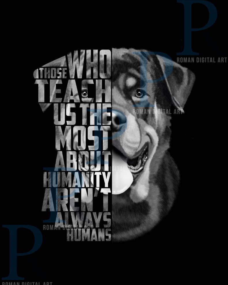 Rottweiler Png Rottweiler Printable Dog Printable Clipart
