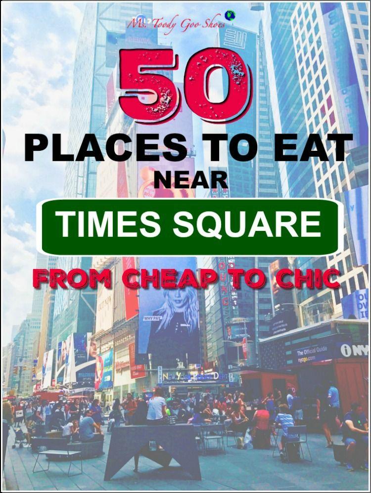 Cheap Eats Near 42nd Street