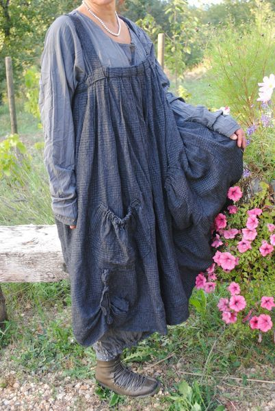I like the top of this one - it is plainer, less frou-frou, more casual
