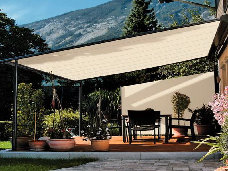 Things you should consider to make outdoor fabric shades: outdoor