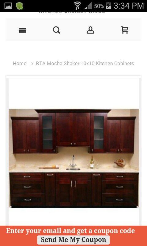 10x10 Kitchen, Kitchen Cabinets, Cool Kitchens