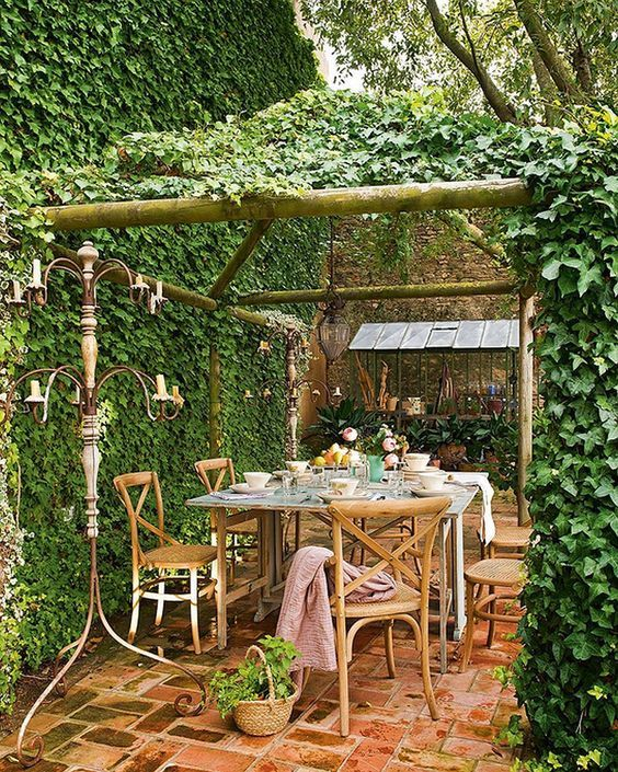 Pin by France Larose on Garden ideas Pinterest Decoracion - Decoracion De Terrazas Con Plantas
