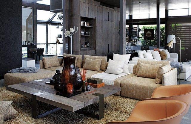 erstaunliches luxus wohnzimmer fr das perfekte wohndesign samt polsterei messing mbel brabbu inspirationen - Modernes Wohnzimmer Des Innenarchitekturlebensraums