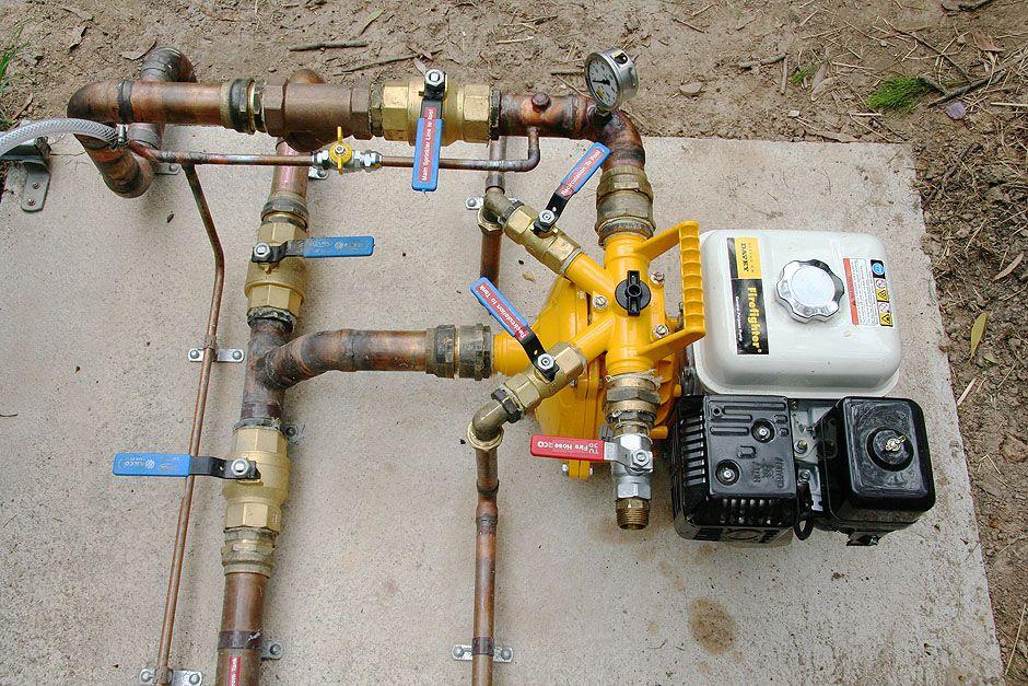 Blaze Control, Bushfire Sprinkler Systems Bushfire