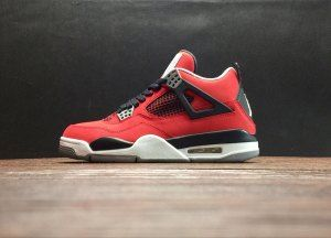 4ab4209507145a Mens Nike Air Jordan 4 Retro Toro Bravo 308497 603 Boy Basketball Shoes