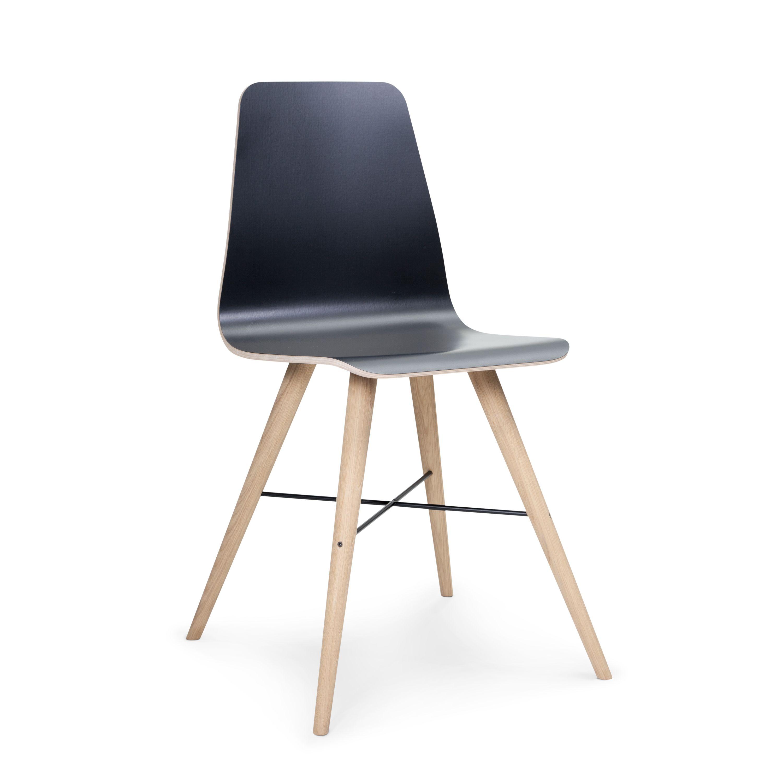 Beaver Stuhl Chf 299 Wussten Sie Dass Der Stuhl Beaver Handgemacht Ist Die Sitzschale Besteht Aus Einem Schwarzen Laminat Kuche Tisch Stuhle Kuchentisch