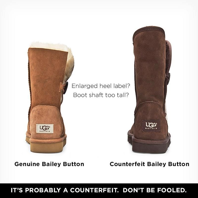 4a050e59797 Real Uggs vs Fake Uggs - How to tell the difference | SHOES. | Ugg ...