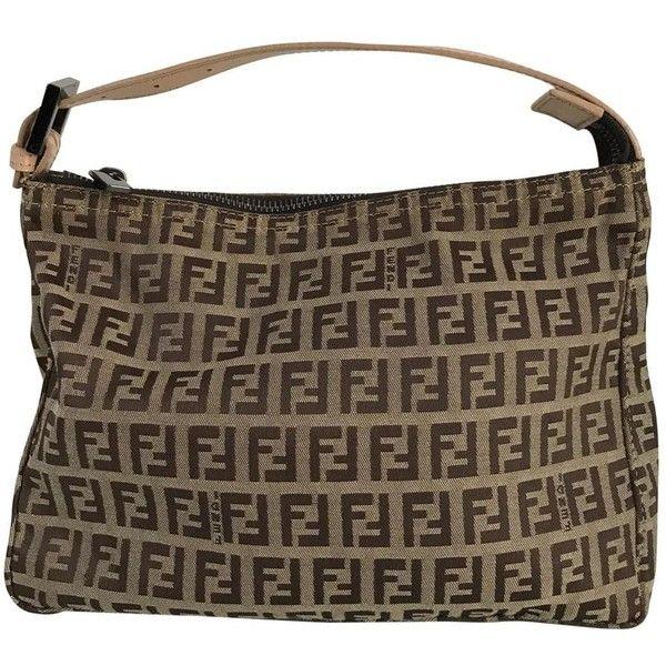 Pre-owned - Cloth handbag Fendi KVKxIWW