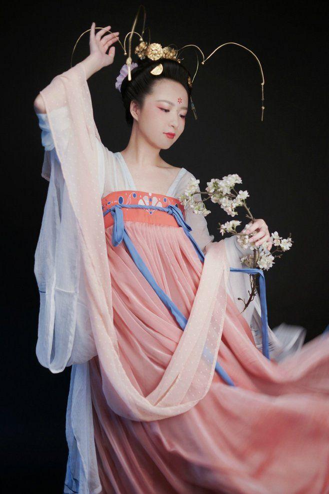 Chinese national costume  Han ...  sc 1 st  Pinterest & Chinese national costume