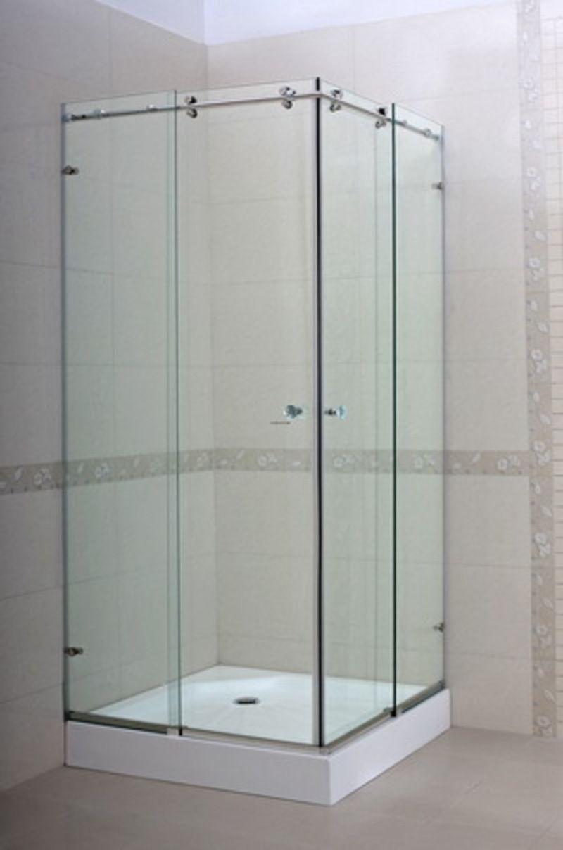 Frameless Sliding Shower Door Cg Frameless Shower Doors Sliding Shower Door Shower Doors