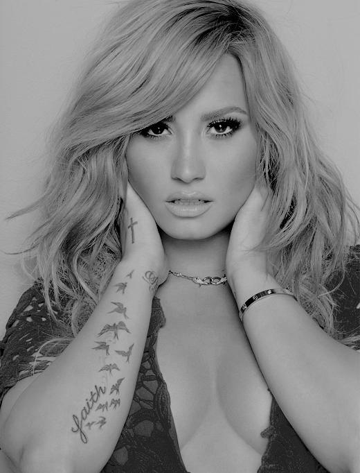 Demi Lovato Haare