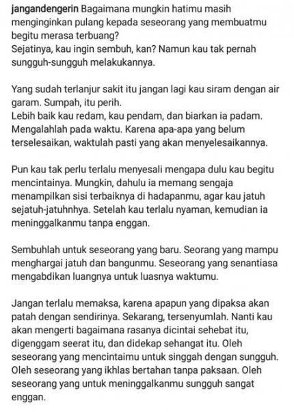 Happy Birthday Quotes Indonesia Birthday Quotes
