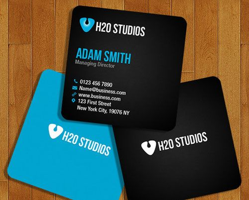 Mini business card psd template business card pinterest mini business card psd template accmission Images
