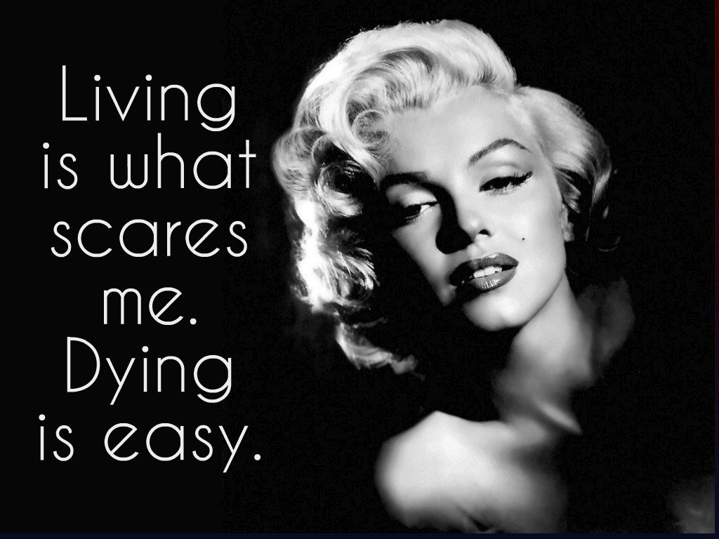 Marilyn Monroe Quotes 3 Shit I Like Marilyn Monroe Quotes