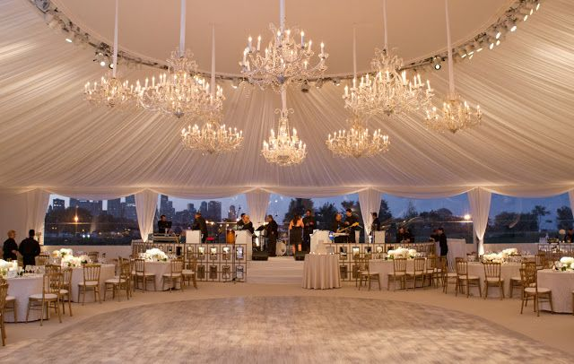 Outdoor Chicago Wedding Venues Northerly Island Firstmerit Bank Pavilion At