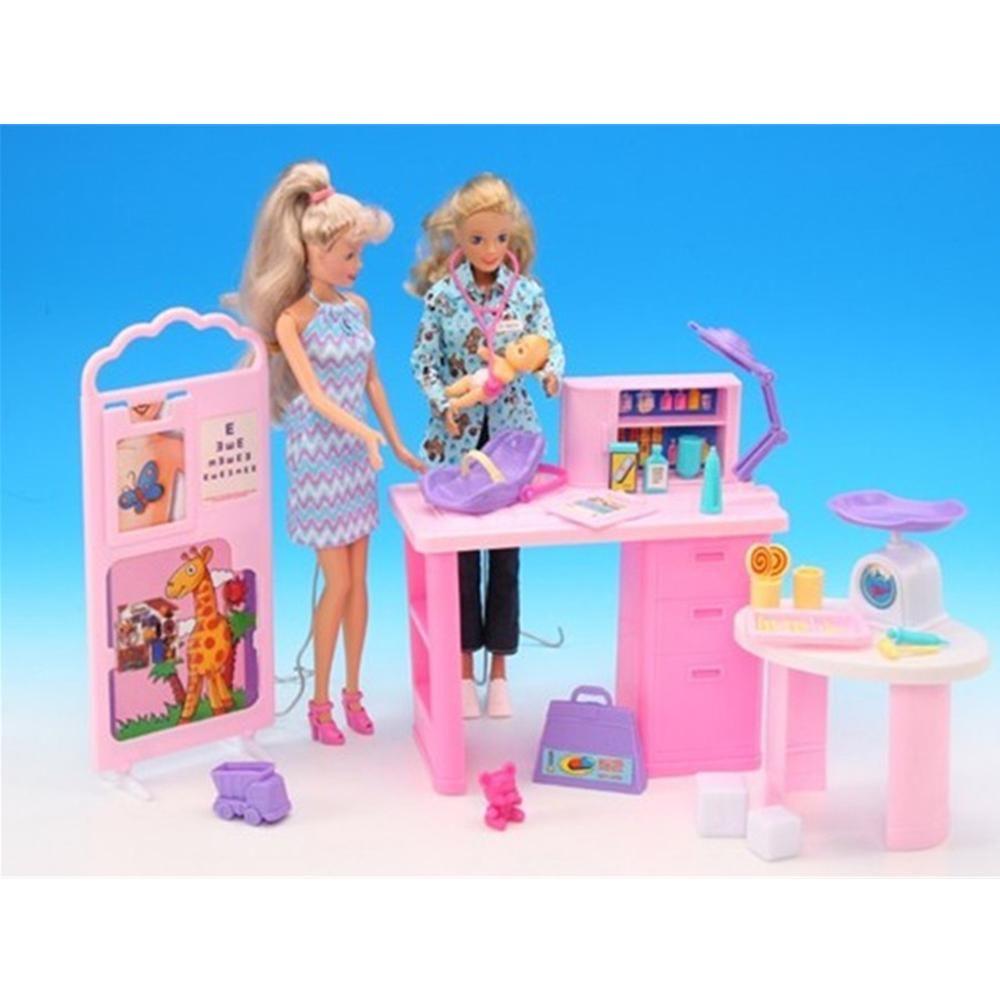Barbie Miniature Furniture Baby Center Mini Accessories