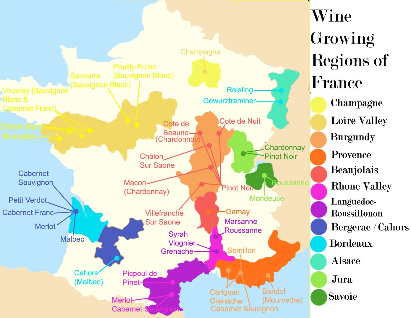 Chablis France Map.Wine Regions Of France Vacation Time In 2019 Pinterest France