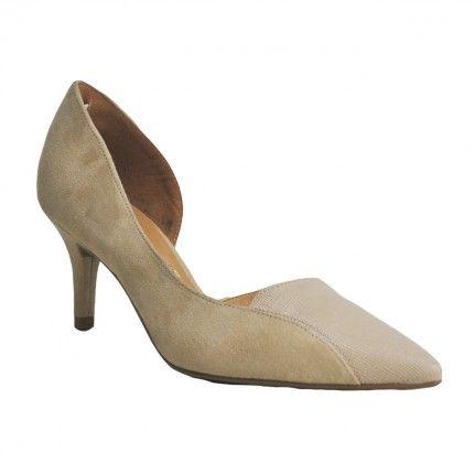 14bef173e Scarpin Nude Vizzano 1185.119 moda | Sapatos Femininos | Scarpin ...