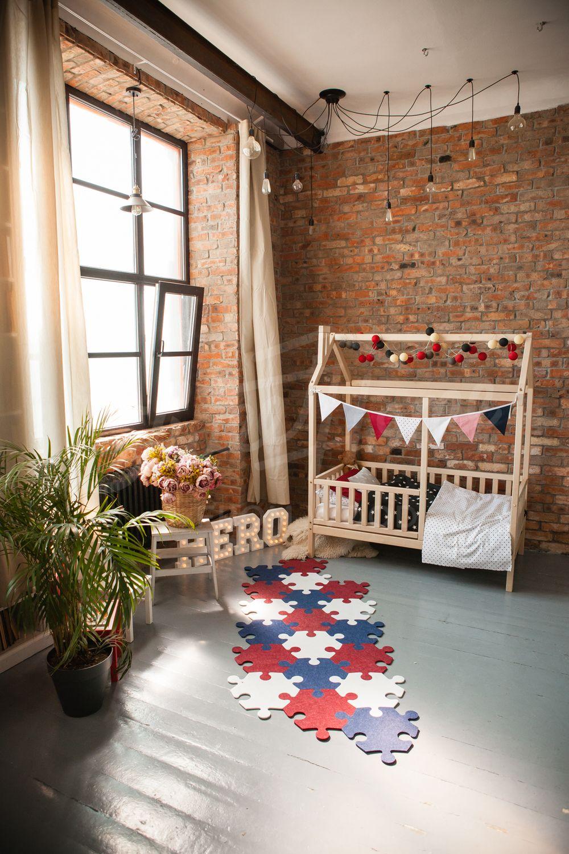 kinder kamer styling house bed bed house kidu0027s nursery bed wooden house