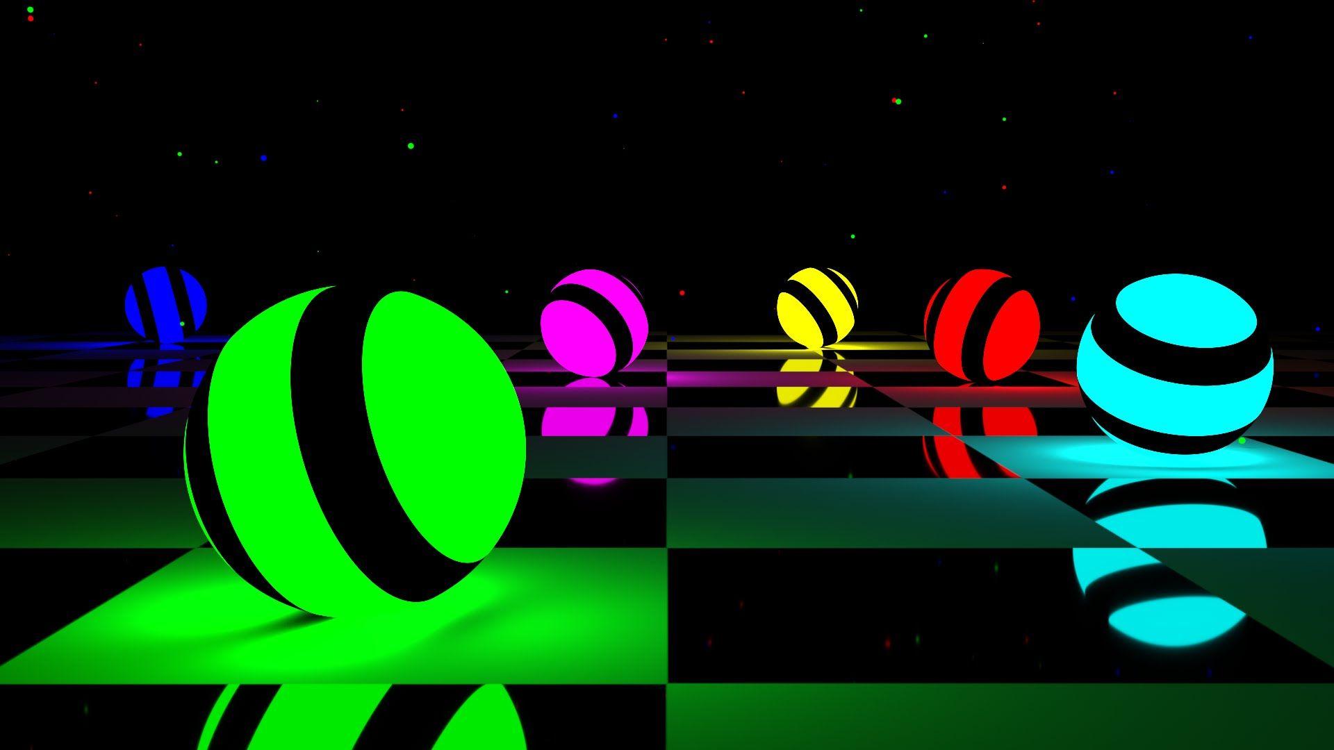 Cool 3d desktop wallpapers high resolution wallpaper for Wallpaper 3d wallpaper