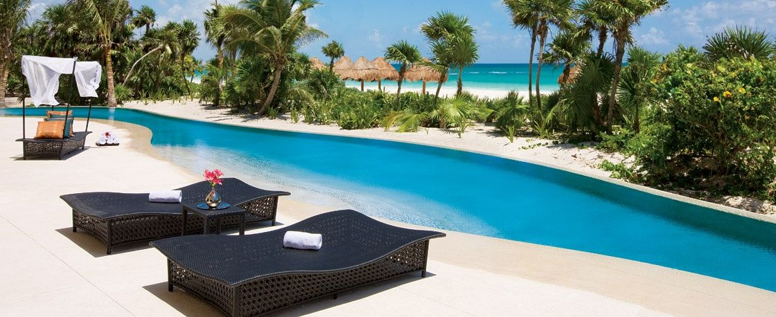Secrets Resorts Spa Maroma Beach Riviera Cancun