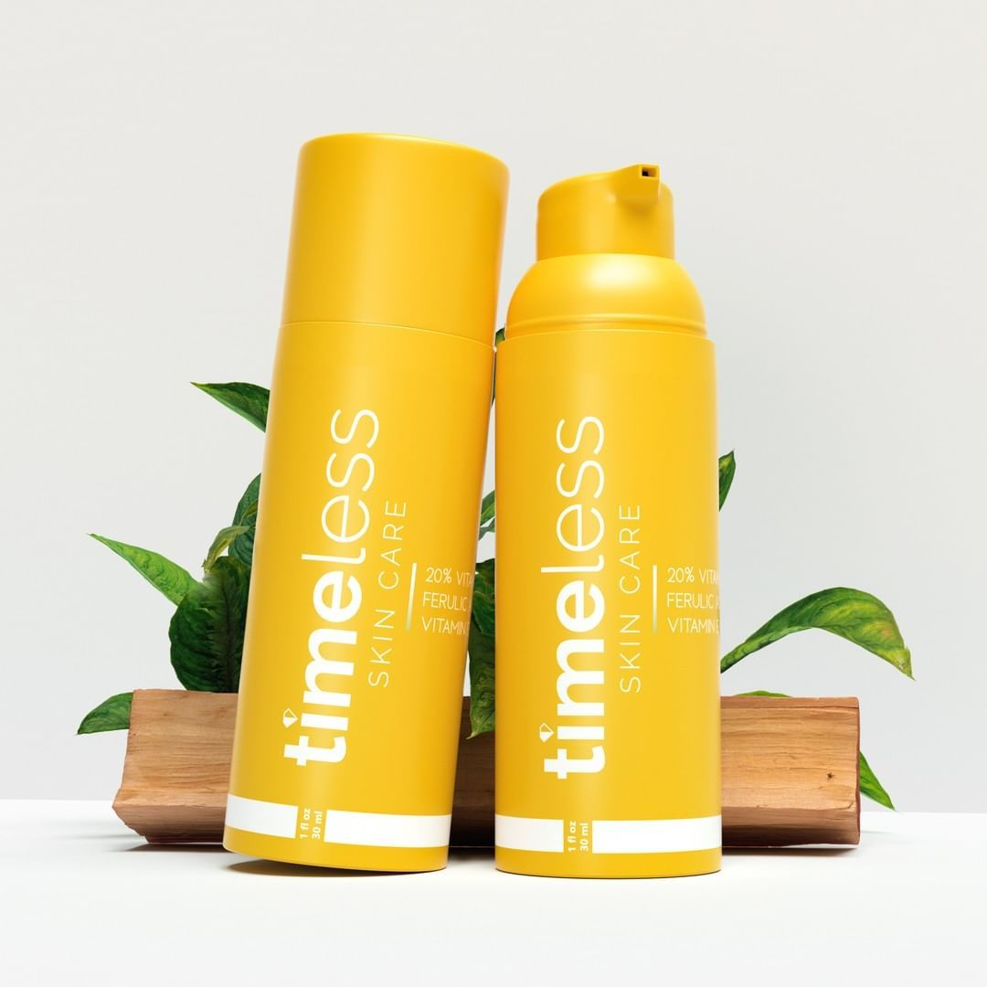 What Makes Timeless Vitamin C Different Than All The Others There Are More Active Ingredients Timeless Serum Contai Skin Care Timeless Serum Beauty Skin Care