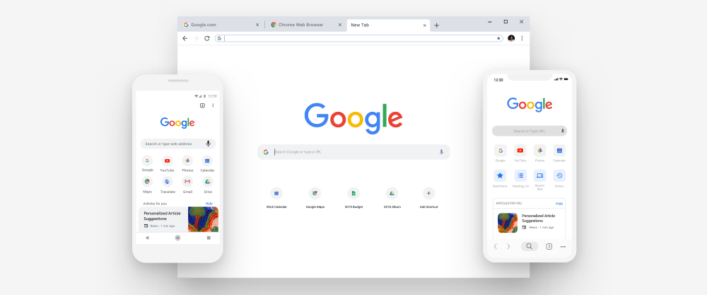 If you've been eagerly waiting to see what Google Chrome