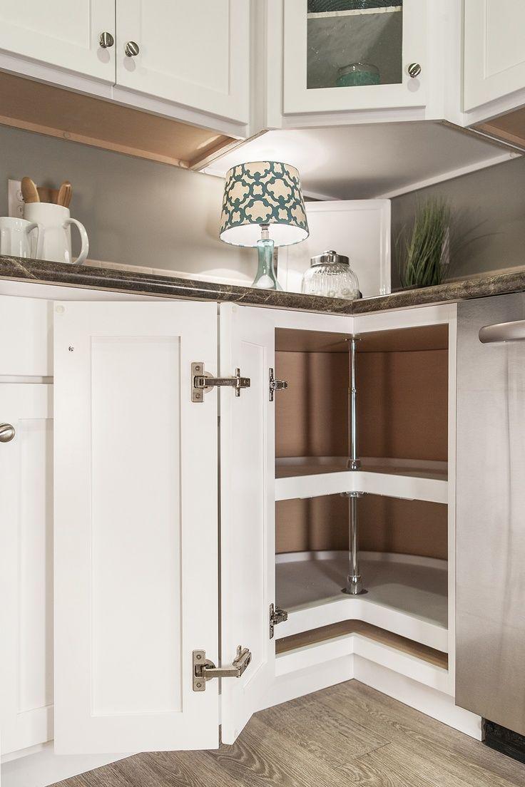 Base Cabinet Lazy Susan | Modular home manufacturers ...