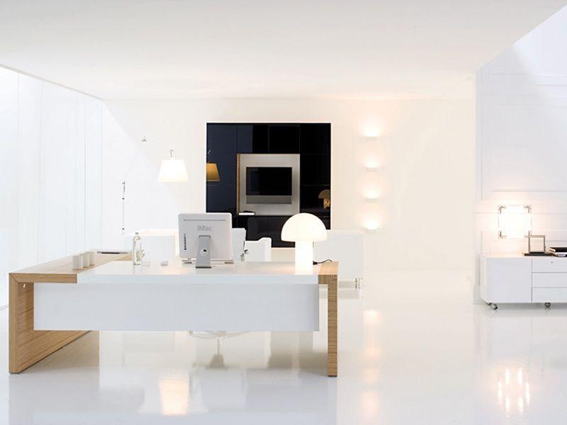 Scrivania Ufficio Design : Scrivania ufficio design cerca con google ceo desk pinterest