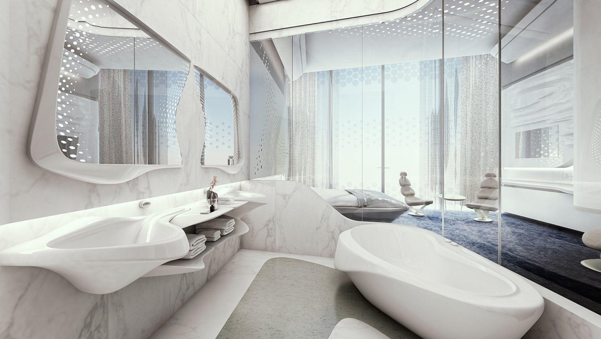 Opus - Architecture - Zaha Hadid Architects  Zaha hadid interior