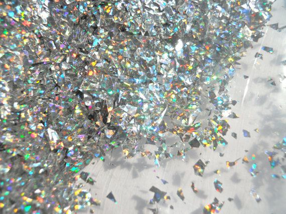large glitter flakes - Google Search