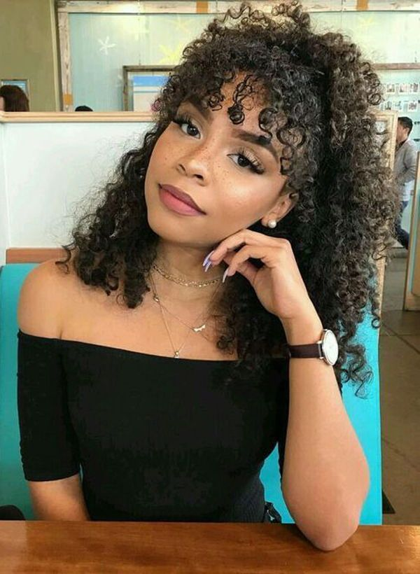 5 Curly Hairstyles That Can Fulfill Your Fashion Interest Curly Hair Styles Naturally Curly Hair Styles Easy Natural Hair Styles