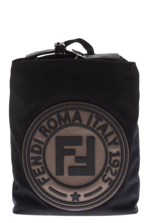 00f726ed48 FENDI ROMA ITALY 1925. #fendi #bags #canvas | Fendi | Fendi, Italy ...
