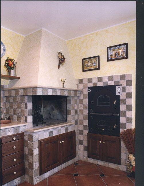 Cucina in muratura | Non solo bagno | Pinterest | Soloing